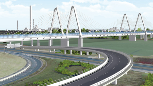 A1 Brücke Leverkusen